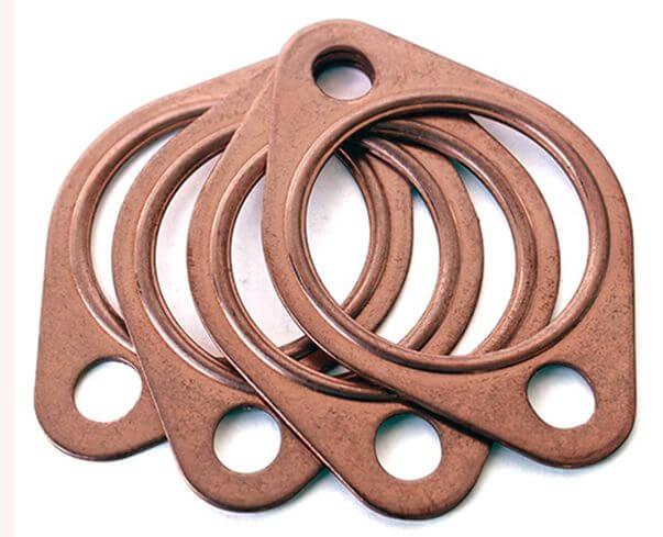 Copper Exhaust Gasket1